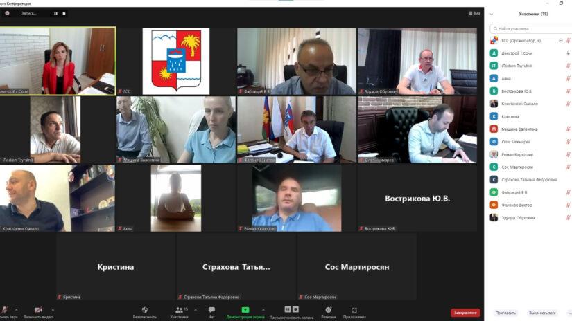 Заседание двух профильных комитетов прошло в Горсобрании