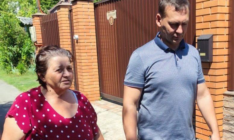 Павел Афанасьев провёл выездной приём граждан в избирательном округе «Лазаревский»