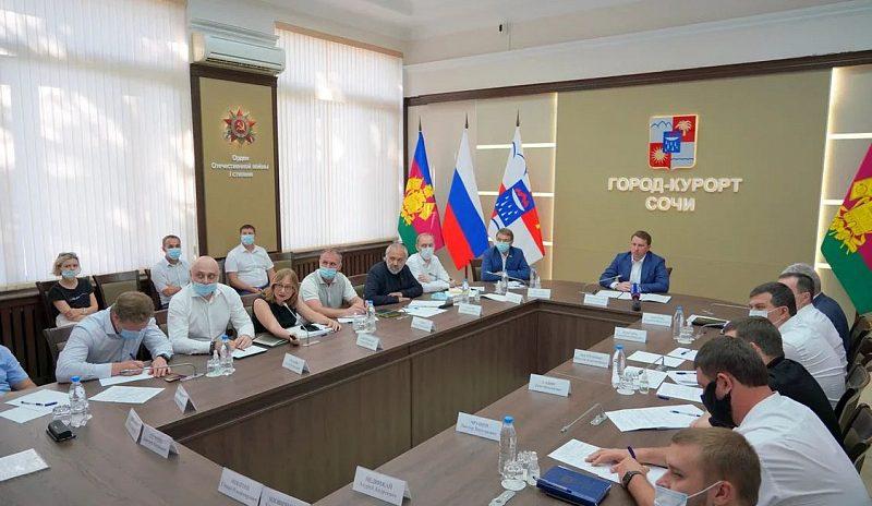 Глава города Алексей Копайгородский объявил 2022 год муниципальным Годом экологии