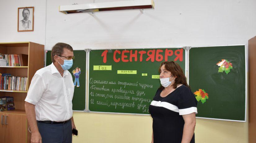 Виктор Филонов провёл выездной приём граждан