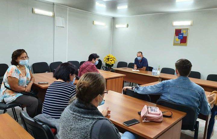 Депутат Сергей Эксузян провел очередной прием граждан по личным вопросам