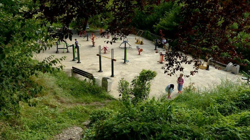 В Сочи благоустраивают парк, открытый к юбилею основания Краснодарского края